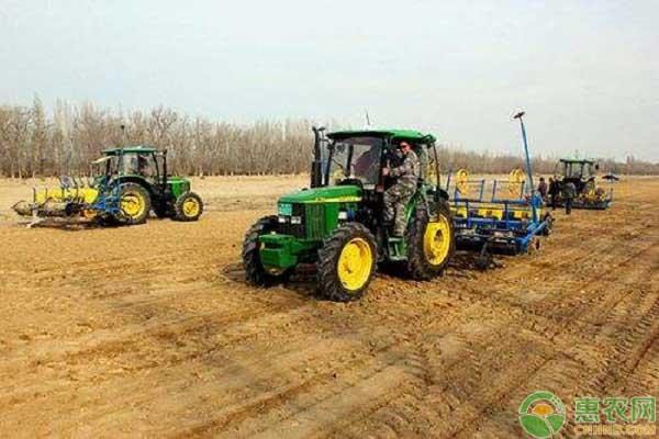 农机购置补贴政策