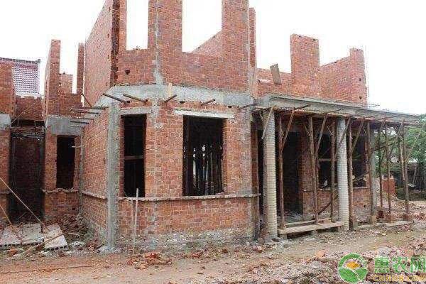 农村自建房面积新规