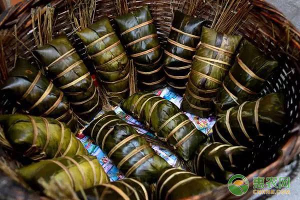 端午将至,吃粽子是我国的传统习俗,你们都是用什么来包粽子的?