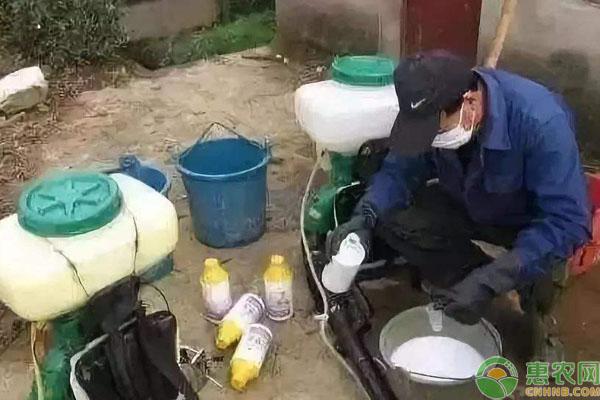 水稻除草剂和杀虫剂可以混用吗?农药混用方法及注意事项