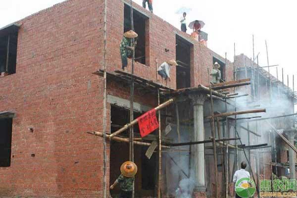 自行翻建房屋的合法性