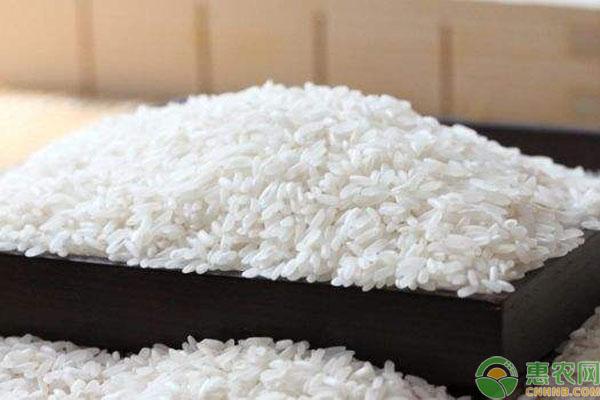 好吃的大米品种