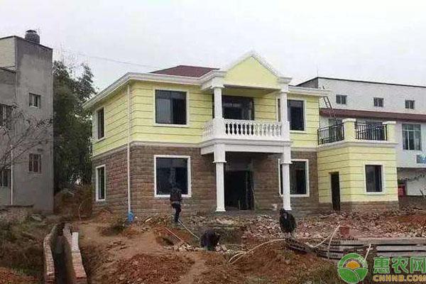 农村建房补贴金额