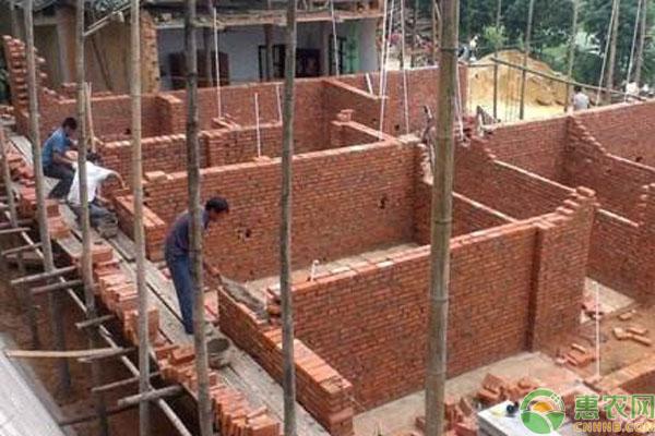 农村建房补贴申请人群