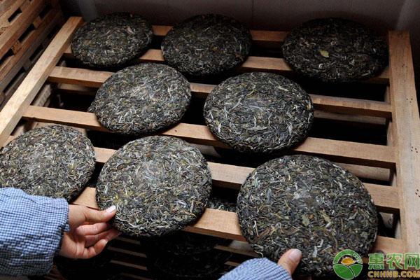 普洱茶保存方法