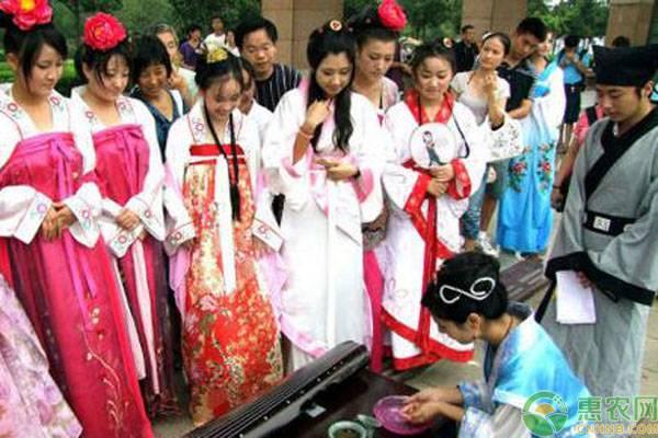 农村七夕有哪些传统风俗?七夕节的来历是什么?