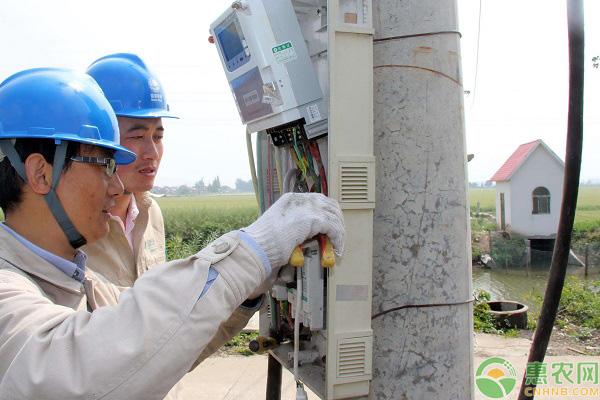 农村用电建设