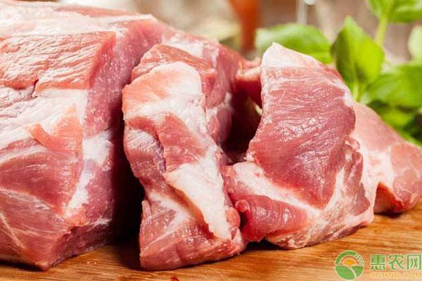 猪肉上涨原因