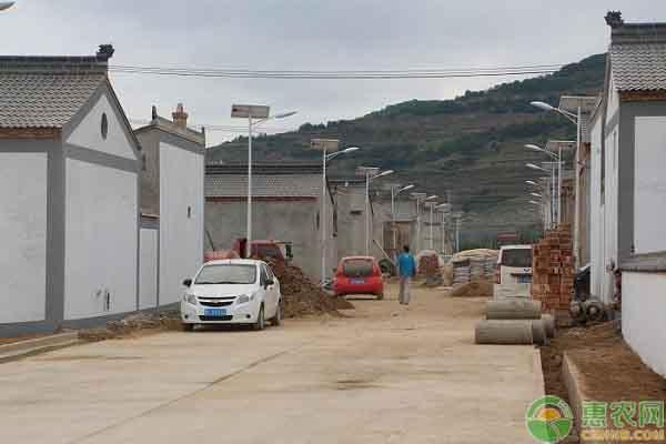 城鄉建設發展的搬遷方式