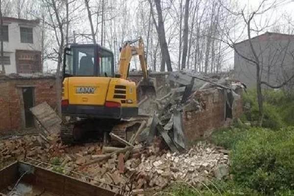 8月份起,宅基地拆迁政策迎来4大变化,3种拆迁方式被禁止!