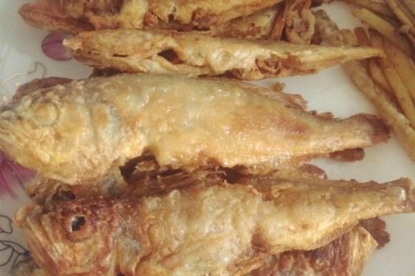 黄花鱼怎么炸才好吃?鱼肉才能不碎?