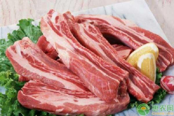 最新猪肉价格