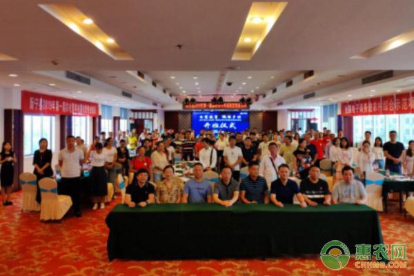 新宁县2019年第一期农村青年电商扶贫创业培训班开班仪式