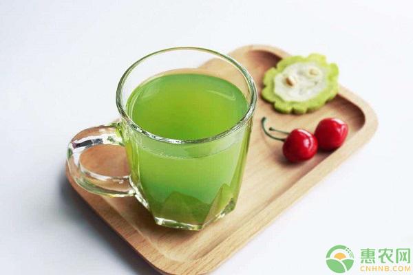 苦瓜加西红柿汁