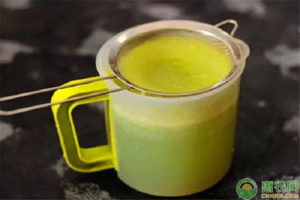 苦瓜梨汁的功效与作用