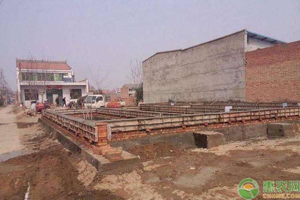 """农村建房需做到""""两不三禁止"""",不然建房很困难!"""