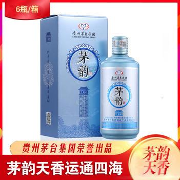 高粱酒  贵州茅韵酒53度 酱香型500ml/瓶