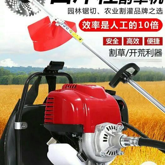 丽水缙云县割草机 松土机除草机开沟机多功能农林机