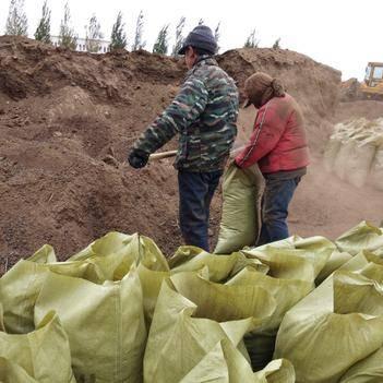 有机肥料 内蒙古纯天然草原散养羊粪