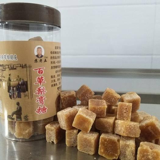 淮南潘集区 苏老五百草梨膏糖