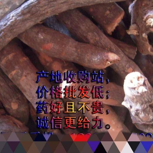 廣元蒼溪縣中藥材赤芍 生白芍,川黑白芍統個,自然環境無污染,多年生打破低價