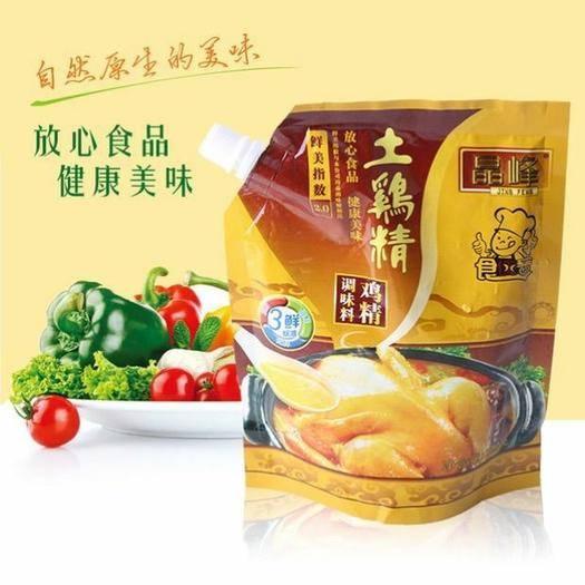 滁州全椒縣 晶峰土雞精200克廠家直銷