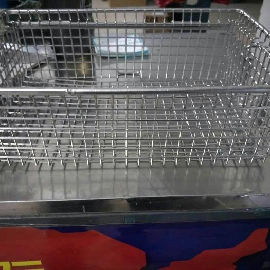 衡水安平县分类盒  不锈钢篮筐 工件清洗筐 消毒筐