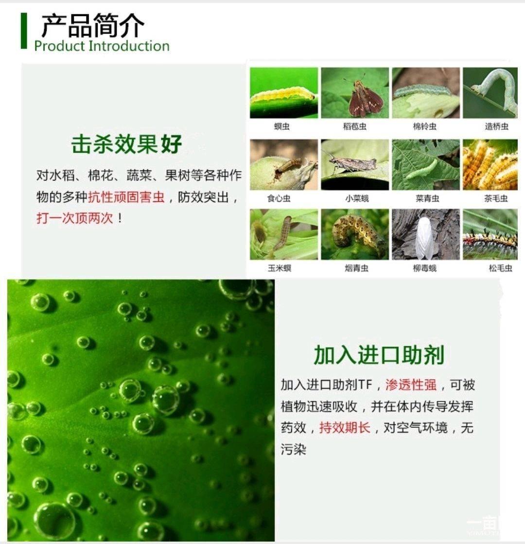 瑞克 苏云金杆菌30克 钻心虫菜青虫菜蛾食心虫吊丝虫 杀虫剂