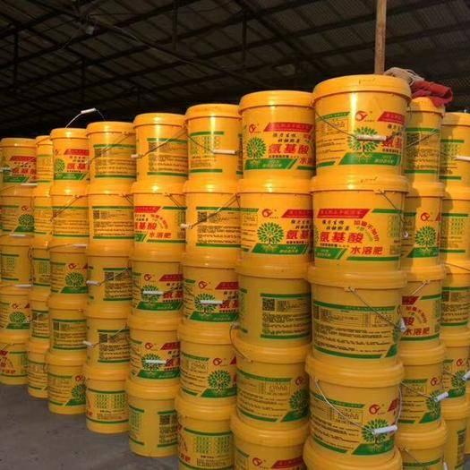 邯郸永年区水溶肥料 氨基酸氨基酸桶装有机质220每升氨基酸100每升中微量元素