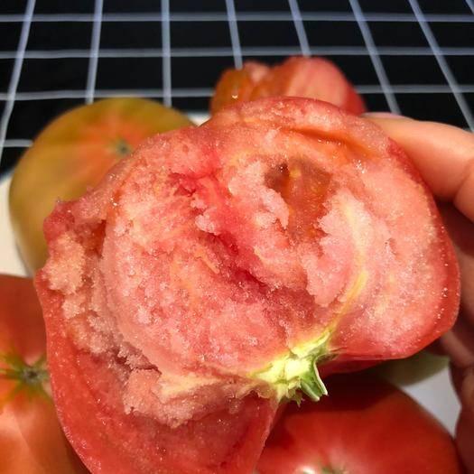 萊西市 黃金西紅柿一件代發批發對接電商平臺微商團隊社區團購回購率高
