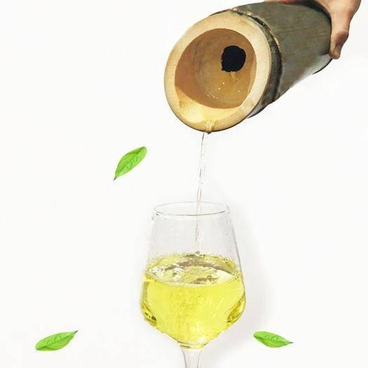 宜春上高县 竹筒酒原生态竹子酒52度原浆酒 竹筒酒一年酿的竹筒酒鲜竹酒