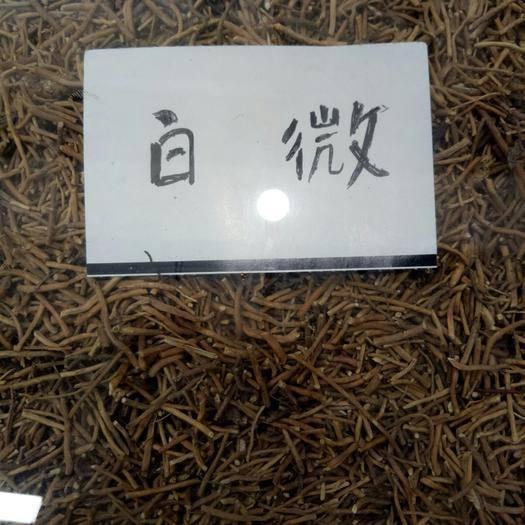 安国市 中药材白薇选货干净无杂500克60包邮正品保证