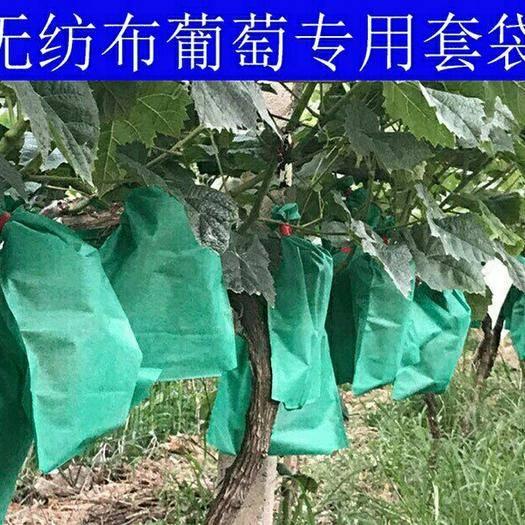 臺州葡萄套袋 無紡布葡萄專用套袋