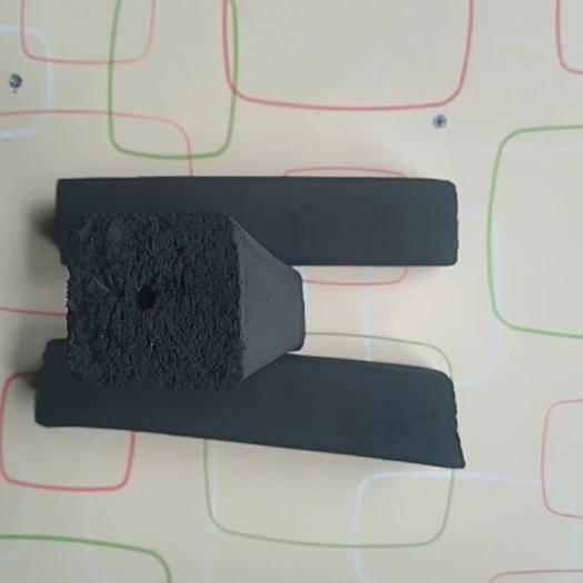 南平建阳区 中高温型炭,纯竹粉竹炭,燃烧时间4小时以上,15一20斤一箱