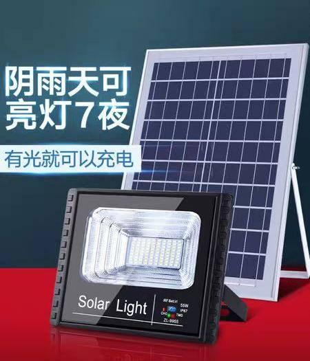 中山中山市太阳能灯 厂家直销LED新农村户外室外庭院路灯照明防水节能支持一件代发