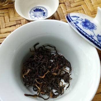 包邮云南滇红凤庆红茶工夫红茶大众口粮茶明前滇红