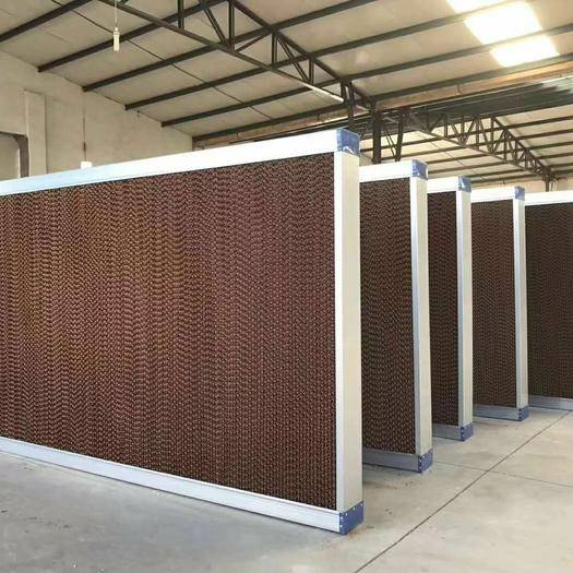 潍坊青州市水帘墙 加热降温温控设备水帘湿帘风机
