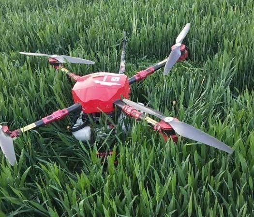 河南省新乡市原阳县无人机农药喷洒 森莱农业无人机打药,森莱新乡团队、森莱明星飞机,带飞防助剂