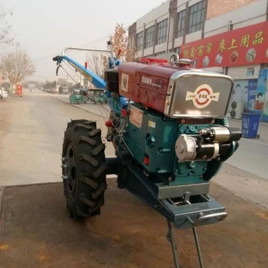 曲阜市 25馬力手扶拖拉機,犁地耕田機
