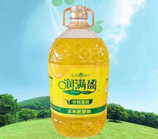 農安縣 5L潤滿盈非轉基因玉米胚芽油~