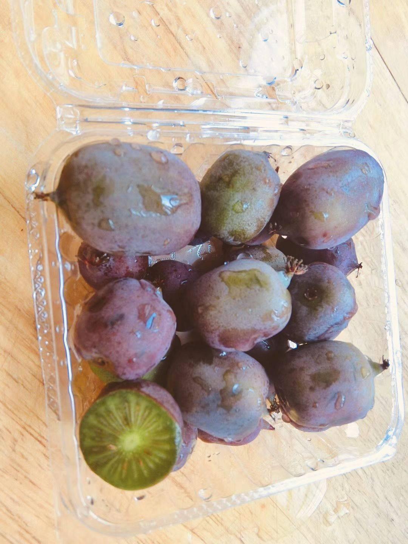 軟棗獼猴桃鮮果(奇異莓)龍成二號苗木鮮果
