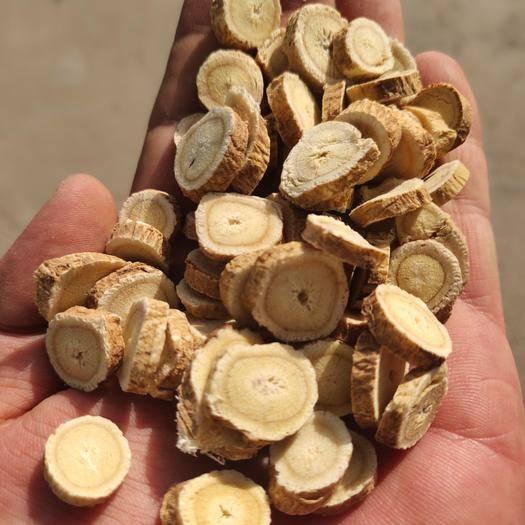 包頭九原區 內蒙古道地黃芪,1.0以上,圓片無硫無紅,保含量,品質一流