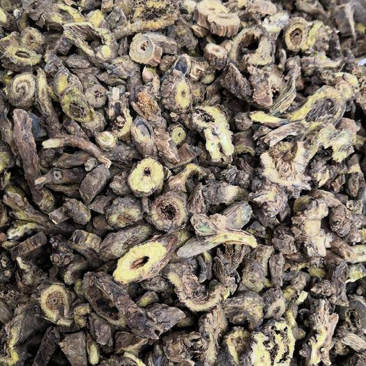 亳州谯城区 上等五年 枯黄芩 枯芩 黄芩 干黄芩片 质量好