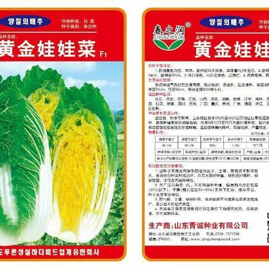 郑州二七区 黄金娃娃菜种子