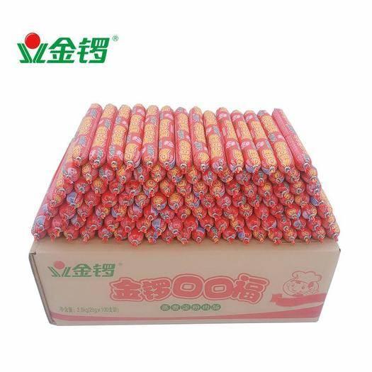 漯河源匯區 火腿腸香腸臺灣考腸29元包郵100×28克每根凈重5.6斤