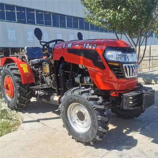 曲阜市輪式拖拉機 低矮型大棚王拖拉機果園專用