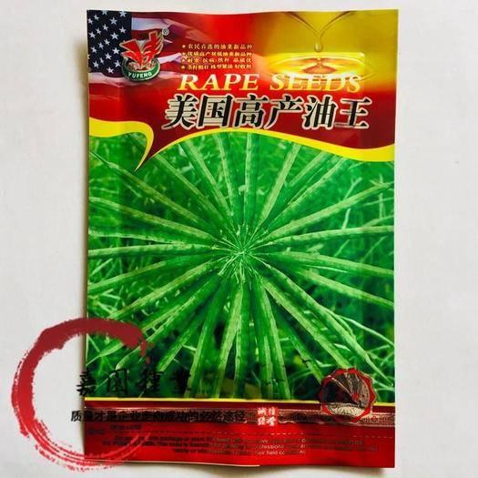 成都 美國高產油王油菜籽種子包郵