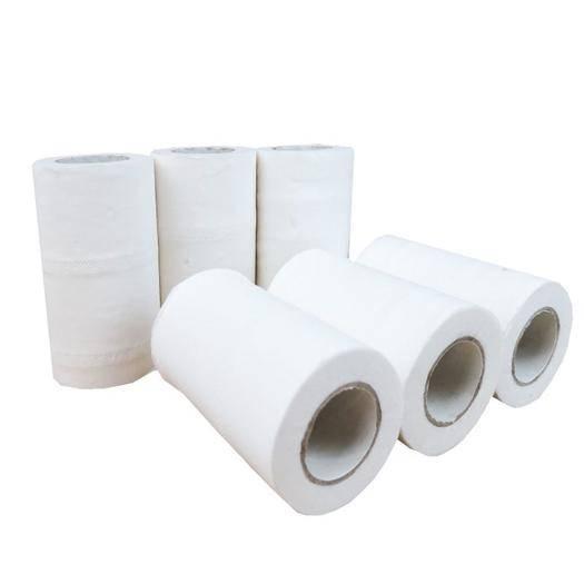 河北省保定市安国市包装纸 厂家直销空芯卷纸超值四毛一卷还包邮  有实芯卷纸可选价格统