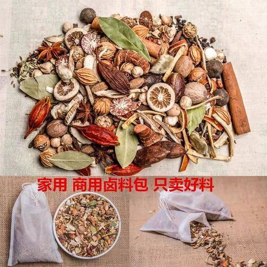江苏省泰州市海陵区五香卤料 中草药料包 入味