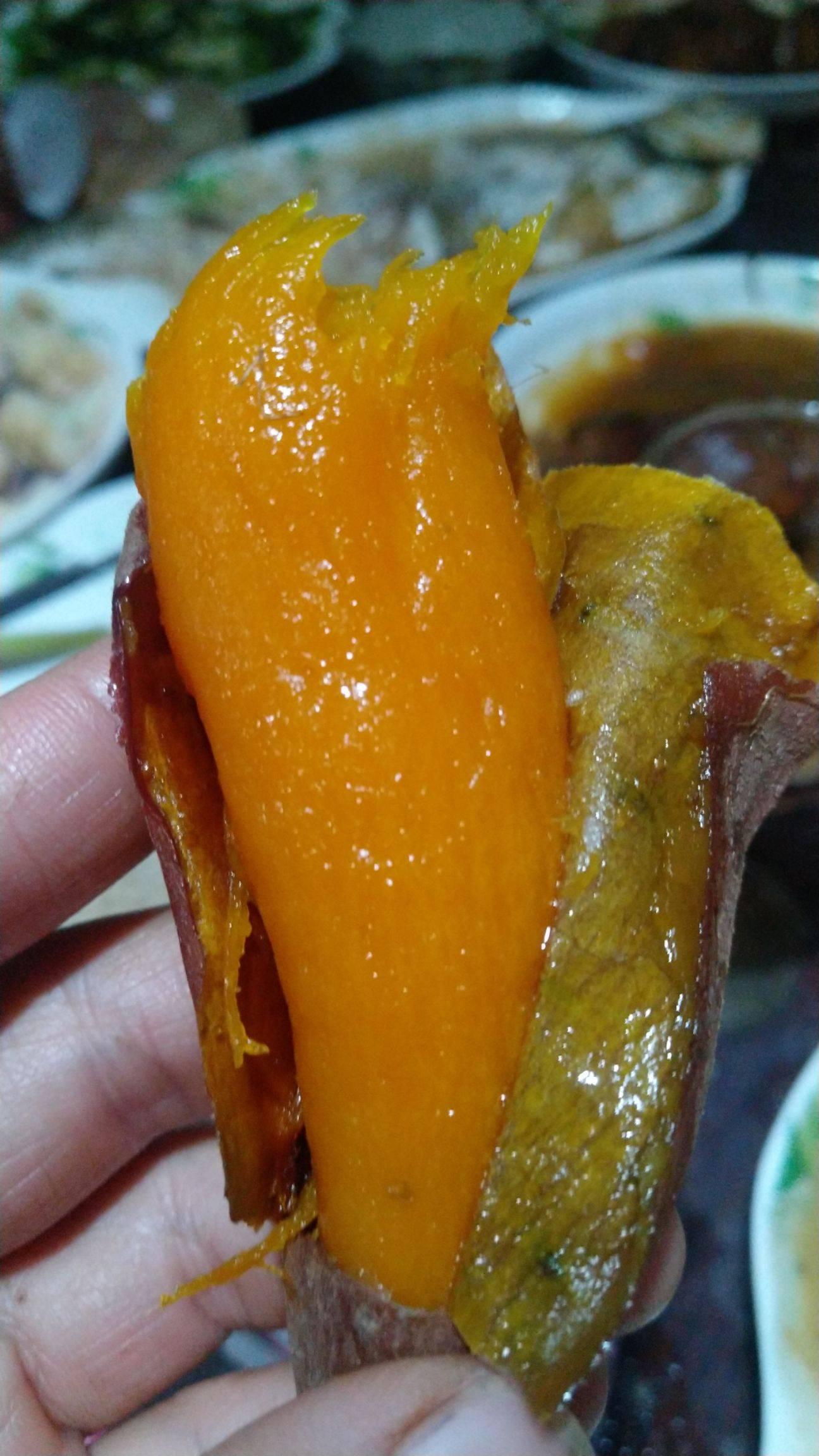 山东烟薯25 蜜薯